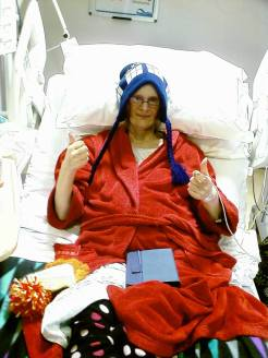In Hospital August 2014