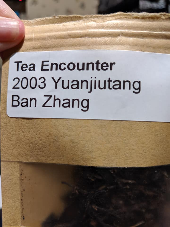 Tea Encounter Puerh